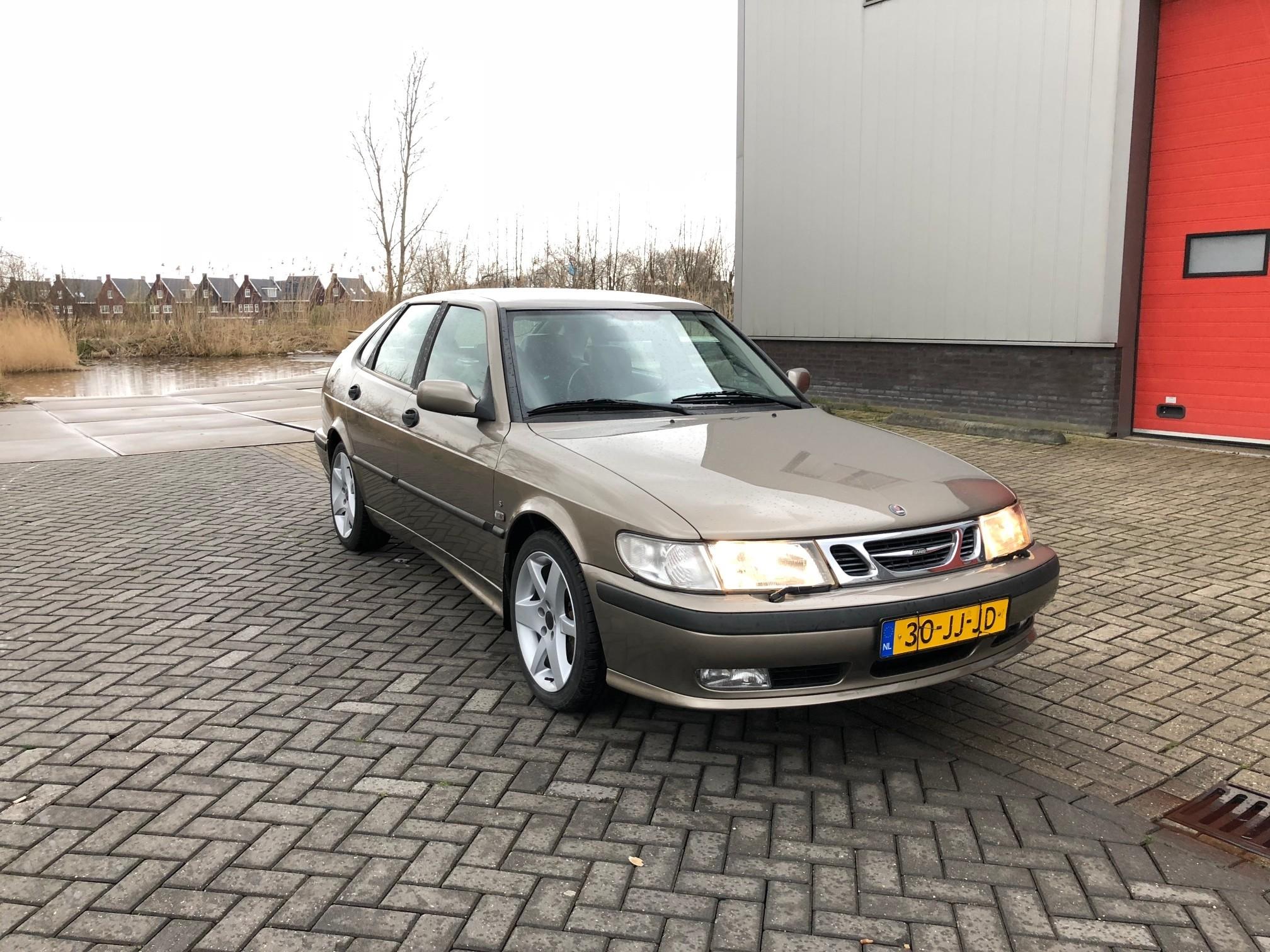 Saab 9-3 S, 2.0t, Hazelnut metallic, 186.511km