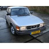 In zeer goede staat verkerende 2 drs.Saab 99 GL , Km.stand 138000 km.!!